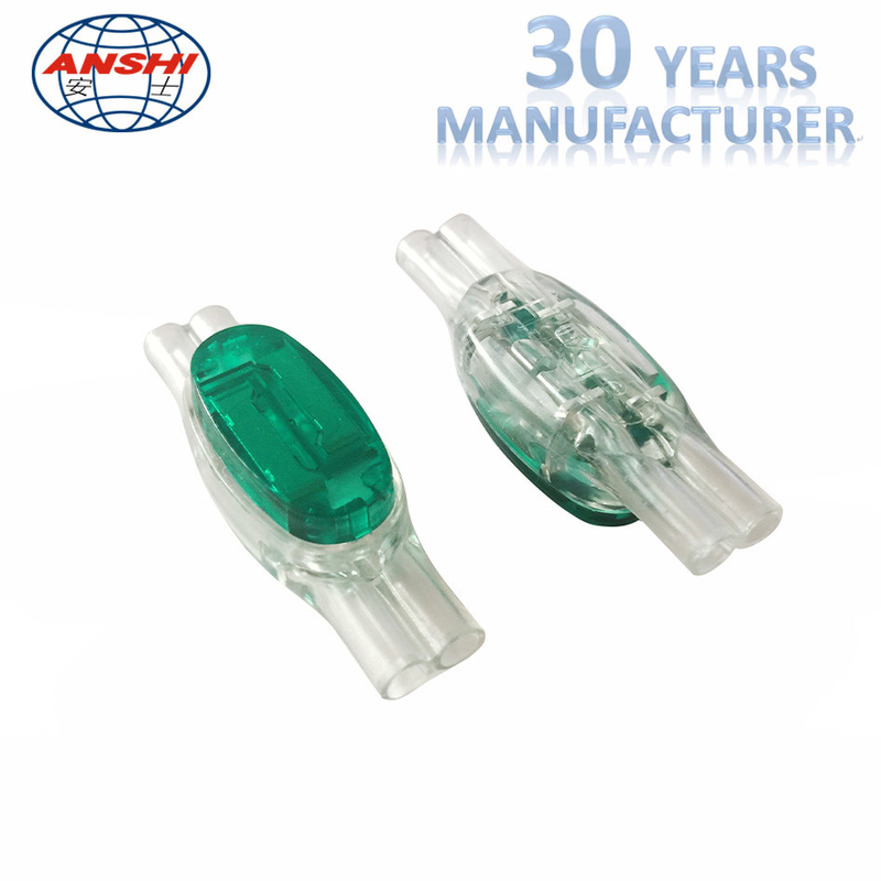 HJKT8 3m Scotchlok Wire Connectors 0.9-1.3 Green Lock Joint Connector 8